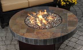 table fire table kit ideas wonderful wood fire pit table round