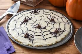 hershey u0027s halloween spiderweb cookie pizza mod podge rocks