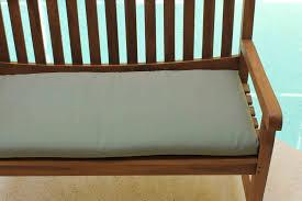 green bench cushion sale sunbrella 60in bench cushion oceanic teak furniture