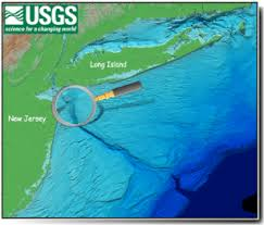 map us geological survey u s geological survey studies in the new york bight