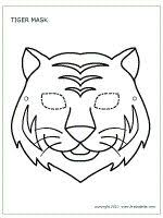 860 coloring printable masks images printable