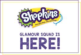 freebie printable shopkins glamour squad coloring glamour