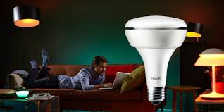 philips hue white and color br30 60w flood light drops to 45
