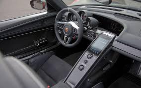 Porsche 918 Front - porsche 918 spyder interior gallery moibibiki 10