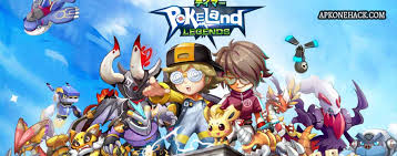 apk min pokeland legends is an adventure for android