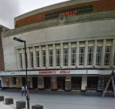 eventim apollo 45 queen caroline st london w6 9dz