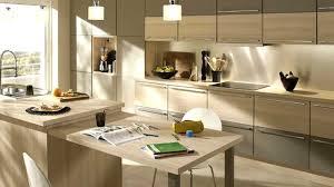 cuisine moderne bois cuisine moderne bois clair inspirations et cuisine moderne