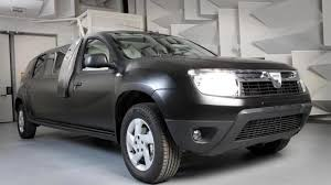 renault duster white dacia duster turned into a limo video