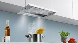 hotte cuisine siemens cuisine équipée d une hotte siemens electromenager