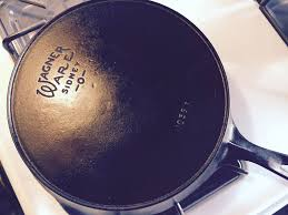 Cast Iron Cooking Is Antique Cast Iron Cookware Really Better Than New Boing Boing
