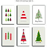 amazon com merry christmas greeting cards collection 24 cards