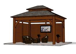Gazebo Or Pergola by Home