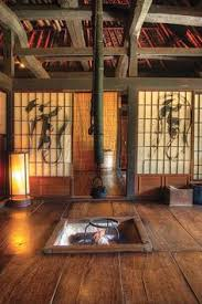 Japanese Interior Architecture Irori03 My Dream House Pinterest Tables