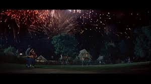 Backyard Fireworks Barney Backyard Gang by Movie Scenes Fireworks Watching Fireworks The Sandlot