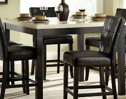 High Dining Room Tables Sets Kitchen Bar Height Dining Table With Leaf Amazing High Kitchen