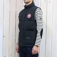 canada goose freestyle vest black mens p 26 canada goose カナダグース freestyle crew vest black reggie