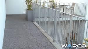 piastrelle balcone esterno galleria balcone