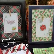 christmas countdown craft how to love your neighbor