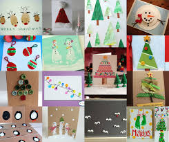 christmas cards to make 15 awesome christmas cards to make with kids you baby me mummy