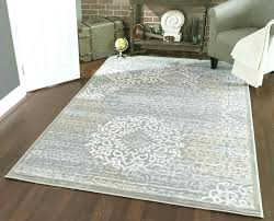 6x8 Area Rug Area Rugs Magnificent Grey And Yellow Area Rug Walmart Light