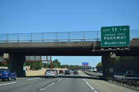 Garden State Parkway Map by New Jersey Aaroads Interstate 95 U0026 New Jersey Turnpike North