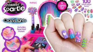 do kids nail polish toys really work youtube