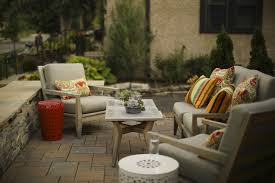 front yard patios spark socializing on one st louis park block