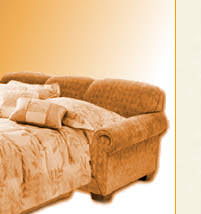 turn any sofa into a sleeper air bed mattress enduraease air mattress converts any sofa to air