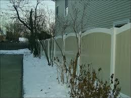 outdoor ideas magnificent pvc fence parts white resin fences pvc