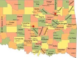 missouri casinos map oklahoma casino map my