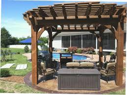 enjoy outdoor pool gazebo kits design home ideas