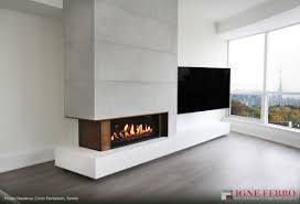 sc residence condo family room gas fireplace igne ferro