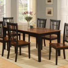 Retro Kitchen Table Sets by Table And Chair Sets Modern Dining Room Furniture Sets In Black