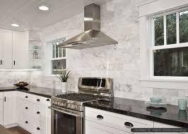 Backsplash Ideas With Dark Granite Countertop by Backsplash Ideas For Black Granite Countertops Home Interior Design