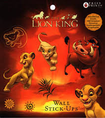 Lion King Decorations Priss Prints Lion King Wall Decorations From Modellbahn Ott Hobbies