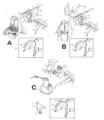 leaky tilt trim reservoir on u002787 alpha one mercruiser page 1