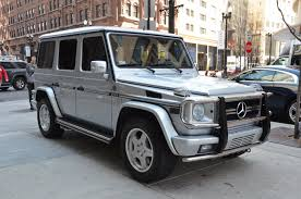 used mercedes g class suv for sale 2005 mercedes g class g55 amg stock gc1841ab for sale near