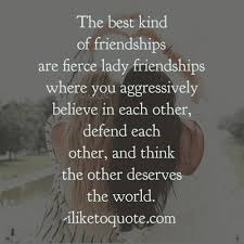 Best Kind Of Foundation 20 Funny And Wonderful Friendship Quotes Friendship Friendship