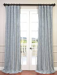 White Faux Silk Curtains Lined Silk Curtains White Silk Curtains Medium Size Of Best Lined