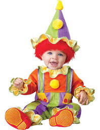 2t Boy Halloween Costumes Cute Clown Costumes Costumelook