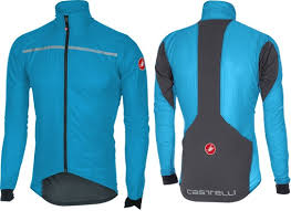 cycling jacket blue castelli superleggera cycling jacket tredz bikes