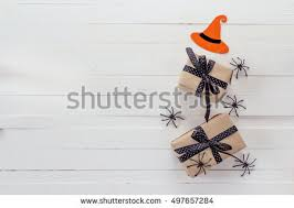 Decorative Spiders Halloween Packaging Stock Images Royalty Free Images U0026 Vectors