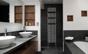 ordinary salle de bain epuree small attic bathroom design ideas