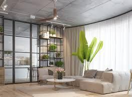 Inspirational Rooms Interior Design Concrete Living Rooms Interior Design Inspiration