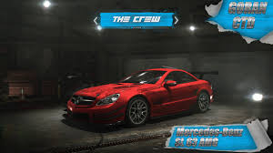 mercedes crew the crew tuning mercedes sl 63 amg for performance spec