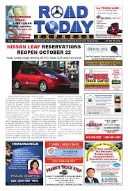 road today express oct 20 2011 by road today issuu