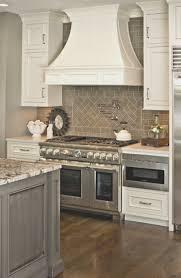 Wallpaper Kitchen Backsplash Ideas Kitchen Backsplashes White Kitchens With Stainless Appliances