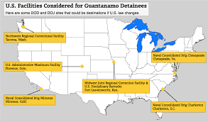 Tacoma Zip Code Map by Obama Administration Delays Plan To Close Guantanamo While