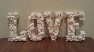 beach decor shell letters seashell letters home decor
