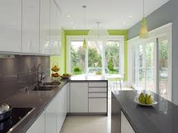 yellow and grey kitchen ideas yellow white grey and black